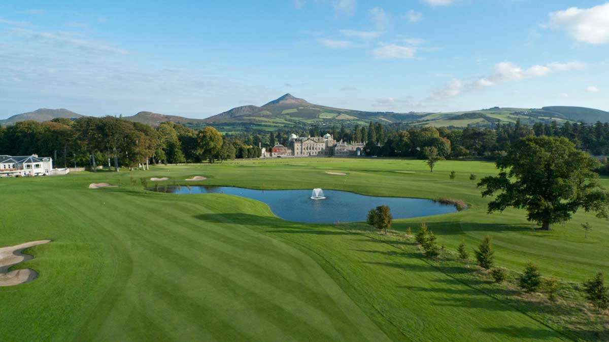 powerscourt golf club paid ad managment ireland