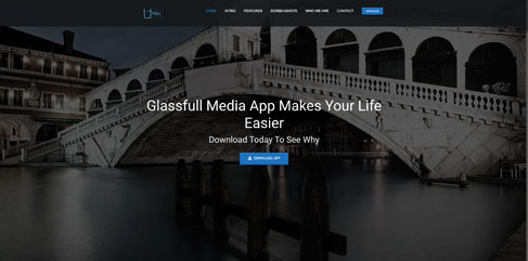 FireShot Capture 077 Glassfull Media – Just another WordPress site app.glassfullmedia.ie | 2021 |