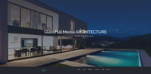 FireShot Capture 083 Glassfull Media – Just another WordPress site architecture.glassfullmedia.ie | 2021 |